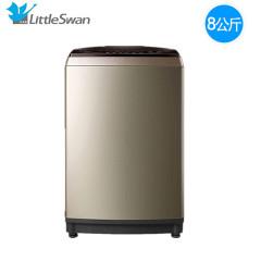 小天鹅(LittleSwan)TB80-1368WG 8kg智能波轮洗衣机大容量家用