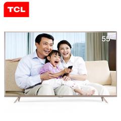 TCL电视 L55P2-UD  55英寸 安卓智能真4K超高清LED液晶电视