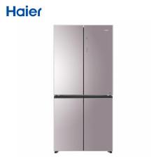 海尔BCD-471WDCD四门冰箱风冷无霜超薄箱体多门十字对开门节能冰箱干湿分储双变频静音