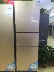 美的冰箱BCD-259WTGPM凯撒金