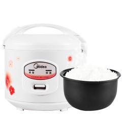 美的-电饭煲 YJ308J  3升迷你家用不粘内胆 简单易控电饭锅