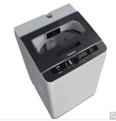 松下洗衣机XQB80-Q8521全自动8公斤波轮洗衣机蓝色钢化透明玻璃盖板
