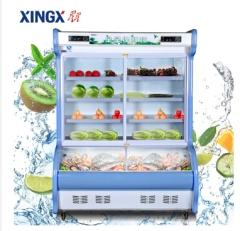 星星点菜柜 冷藏柜 麻辣烫柜 保鲜柜  1.6米LCD-1600BST(点菜柜)