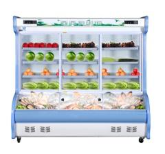 星星 2米 点菜柜 双温展示柜 冷藏柜LCD-2000BST(点菜柜)