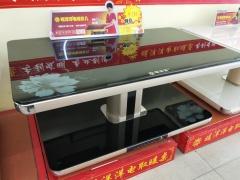 暖洋洋-电取暖桌-CJ1黑色(1.3米)