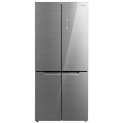 美的冰箱BCD-535WGPZV冰川银(微晶一周鲜)