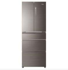 海尔冰箱BCD-425WDGN(ZG)多门风冷(自动除霜)梦境极光【玛瑙棕】