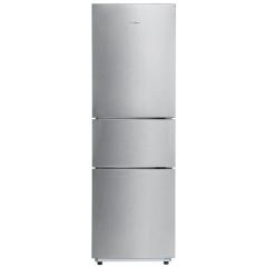 美的冰箱BCD-220TM星际银
