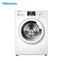 海信洗衣机XQG80-S1229FW白