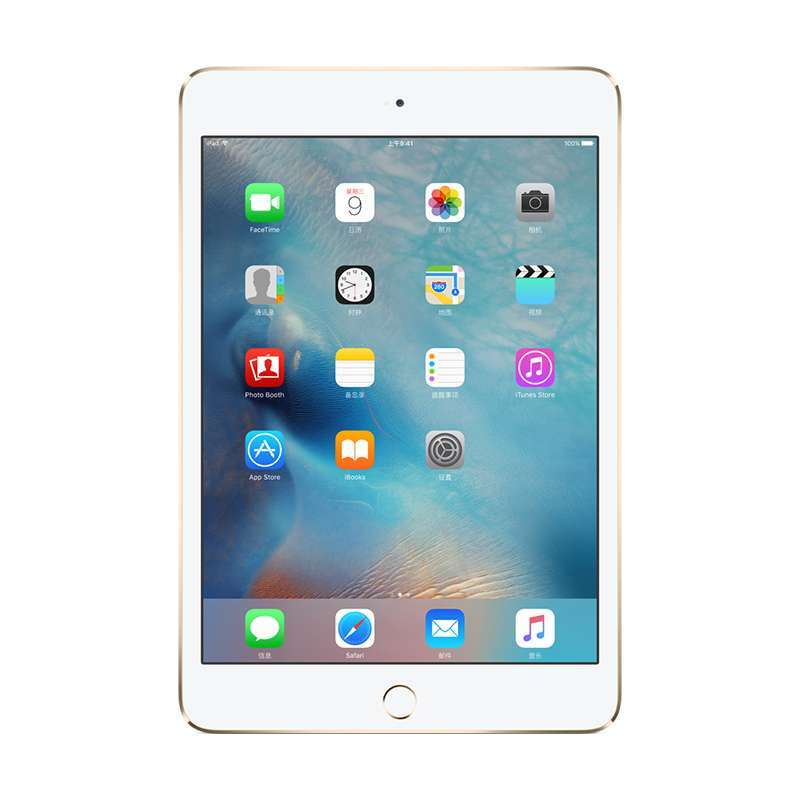 Apple iPad mini 4 平板电脑(7.9英寸 64G WLAN版 A8芯片 Retina