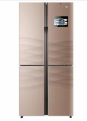 海尔冰箱BCD-458WDIAU1(ZG)多门风冷(自动除霜)天鹅湖【玫瑰金】
