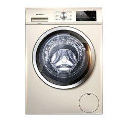 西门子(SIEMENS) 立体烘干 8公斤洗5公斤烘 洗烘一体机WD12G4691W