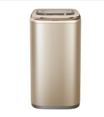 海尔洗衣机 卡萨帝紫精灵3公斤婴儿迷你全自动波轮洗衣机 95度杀菌C601 30RG