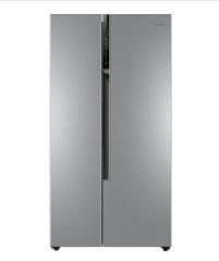 统帅冰箱BCD-537WLDPC对开风冷(自动除霜)月光银