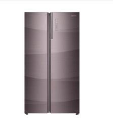 卡薩帝冰箱BCD-801WDCPU1對開風冷極光紫