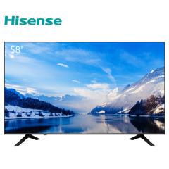 海信电视58寸4K全面屏智能电视HZ58A52E
