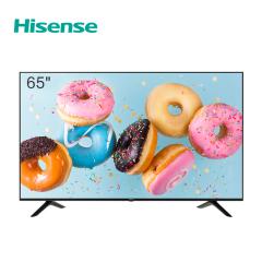 海信电视65寸4K全面屏全场景语音智能65S7