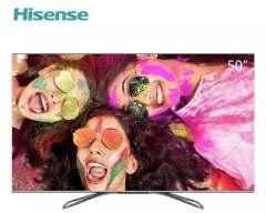 海信电视50寸全面屏语音4K智能HZ50U7E