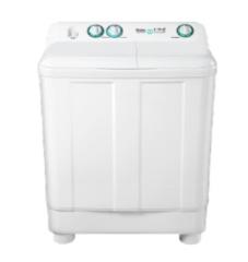 海尔双杠洗衣机XPB90-197BS双桶  9公斤