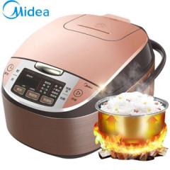 美的(Midea) 美的电饭煲 FS4041 黄蜂聚能釜内胆4L  专供