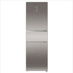 海尔冰箱BCD-256WDGR风冷三门风冷(自动除霜)玛瑙棕