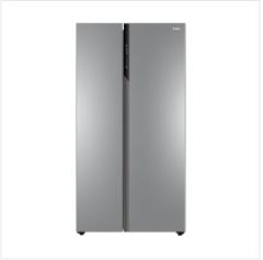 海尔冰箱BCD-527WDPC对开风冷(自动除霜)月光银