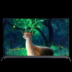 TCL电视75寸4K全面屏AI语音 75P9