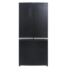 容声冰箱  558立升十字对开  BCD-558WKK1FPG玄青印