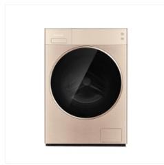 松下XQG100-LD16R 10公斤洗 6公斤干 带烘干滚筒洗衣机