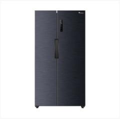 小天鵝冰箱BCD-545WKPZL(E)玄武灰-羽紗紋