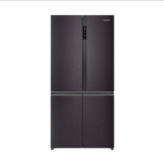 卡萨帝冰箱BCD-609WDGWU1多门风冷晶钻紫彩晶面板(紫气东来)