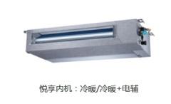 美的-1.75匹风管机-KFR-35T2W/BP2DN1-YX(2)二代(悦享)