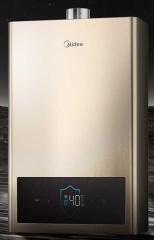 美的-燃氣熱水器-JSQ30-16HC3摩卡金12T(天然氣)