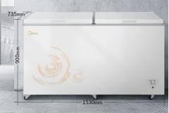 小天鵝冷柜-BD/BC-521DKL如意金