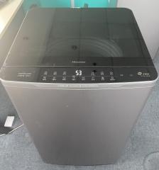 海信洗衣機-XQB100-Q509鈦晶灰