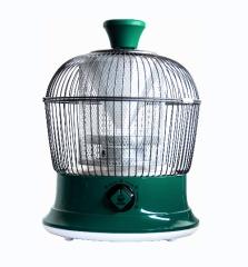 中華鱘-取曖器-A709  碳晶盤鳥籠198(墨綠)